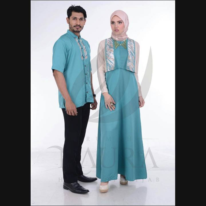 Baju Gamis Modern Cantik Terbaru Indonesia Gamis Sarimbit