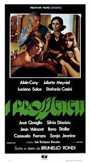I prosseneti (1976) Brunello Rondi