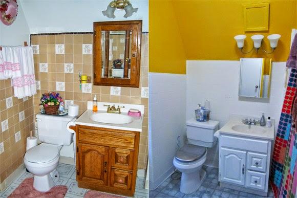ma maison au naturel astuces pour r nover une salle de. Black Bedroom Furniture Sets. Home Design Ideas