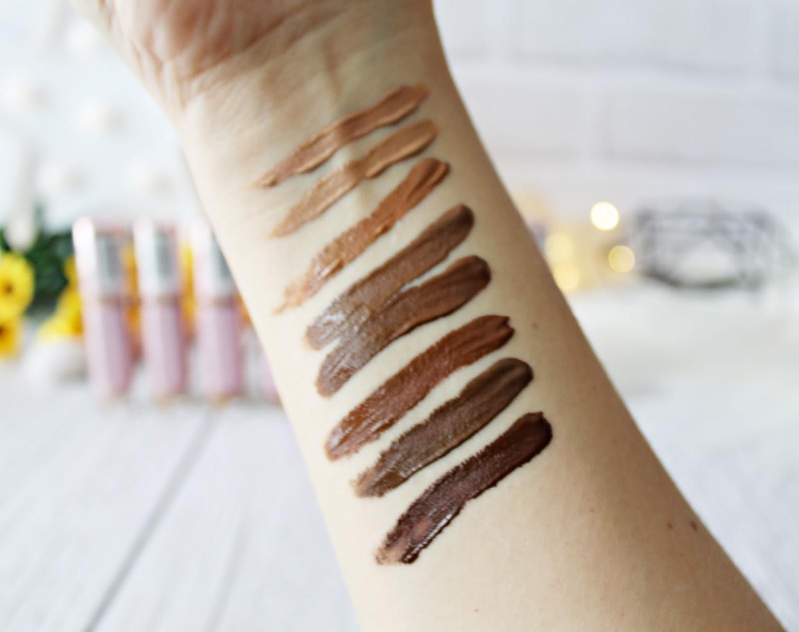 Najnowsze korektory od Makeup Revolution - CONCEAL & DEFINE CONCEALER