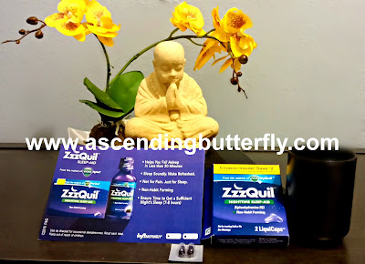 ZzzQuil, Influenster, #Zzzquil, #SleepLovers, #Zzzquilvoxbox, Sleeping Pills, Sleeping Aids