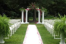 Wedding Decorations Outdoor