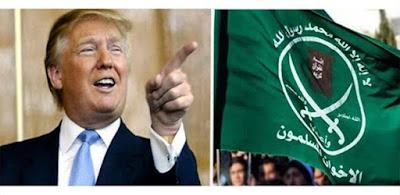 ترامب والاخوان