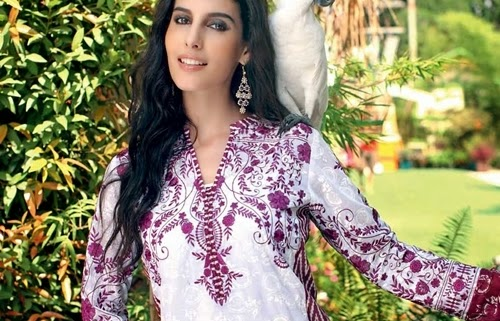 5da63b1a22 Gul Ahmed Embroidered Lawn 2015 Vol-2 | Gul Ahmed Single & 2 Piece Lawn  Catalog 15 | She-Styles | Pakistani Designer Dresses - Fashion Weeks - Lawn  ...