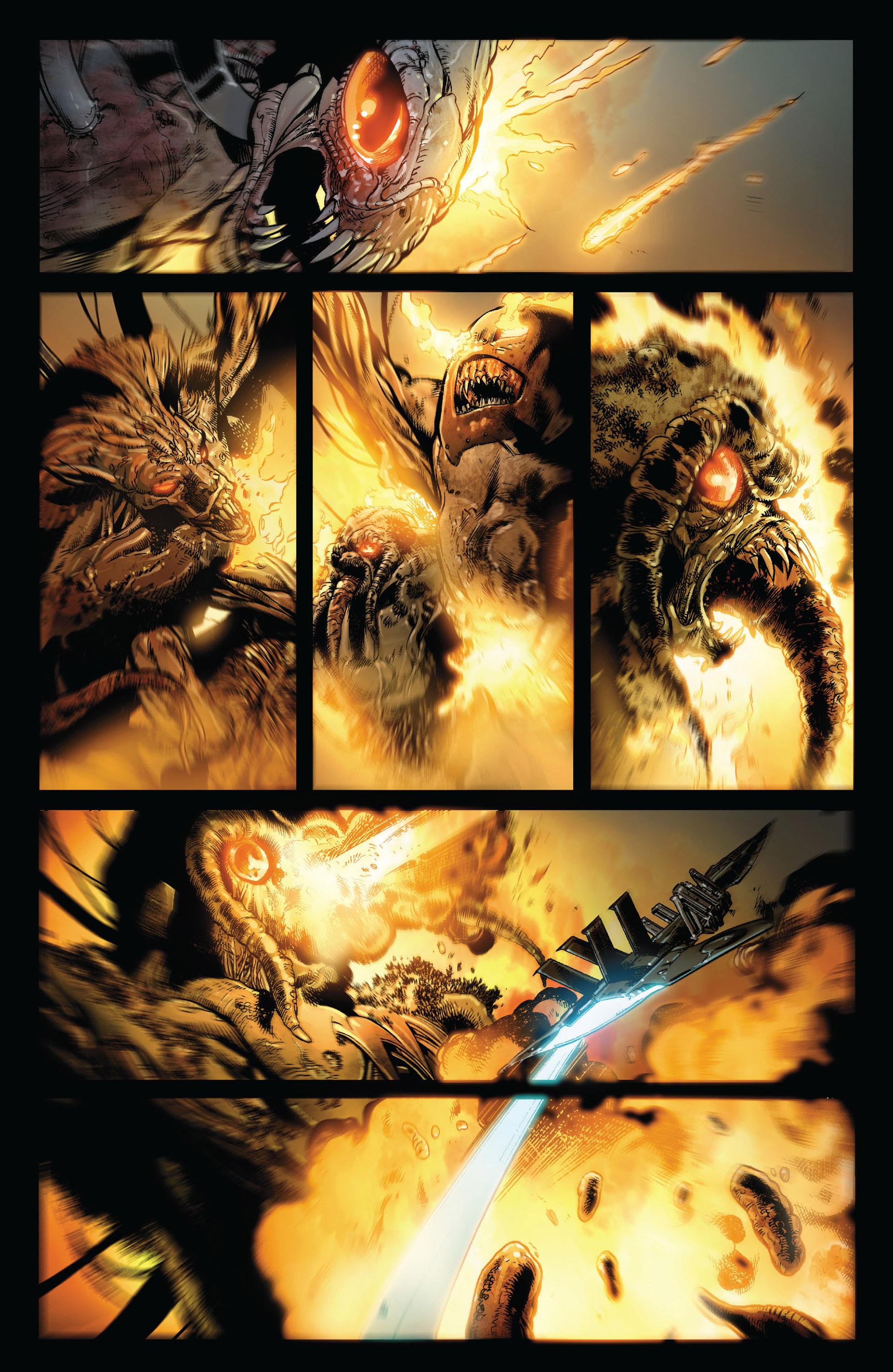 Read online Astonishing X-Men (2004) comic -  Issue #35 - 5