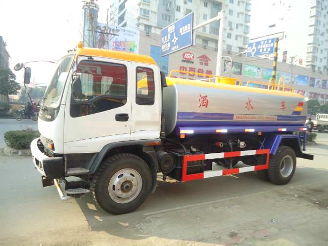 China Isuzu Truck: 2016