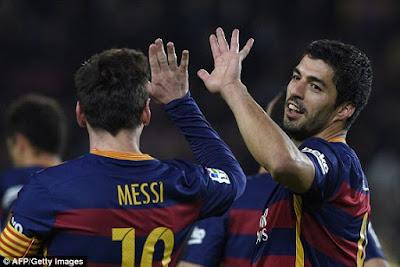 Jadwal TV Lengkap Liga Spanyol 13 - 15 Februari 2016