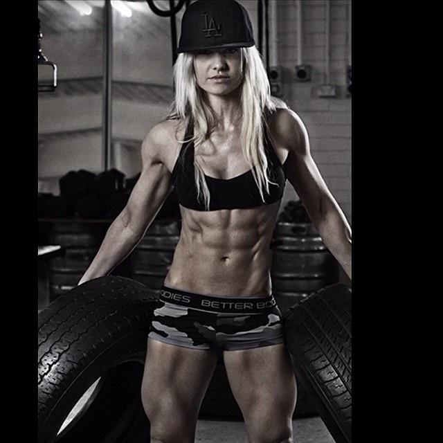 Australian Fitness Motivation Zoë Daly