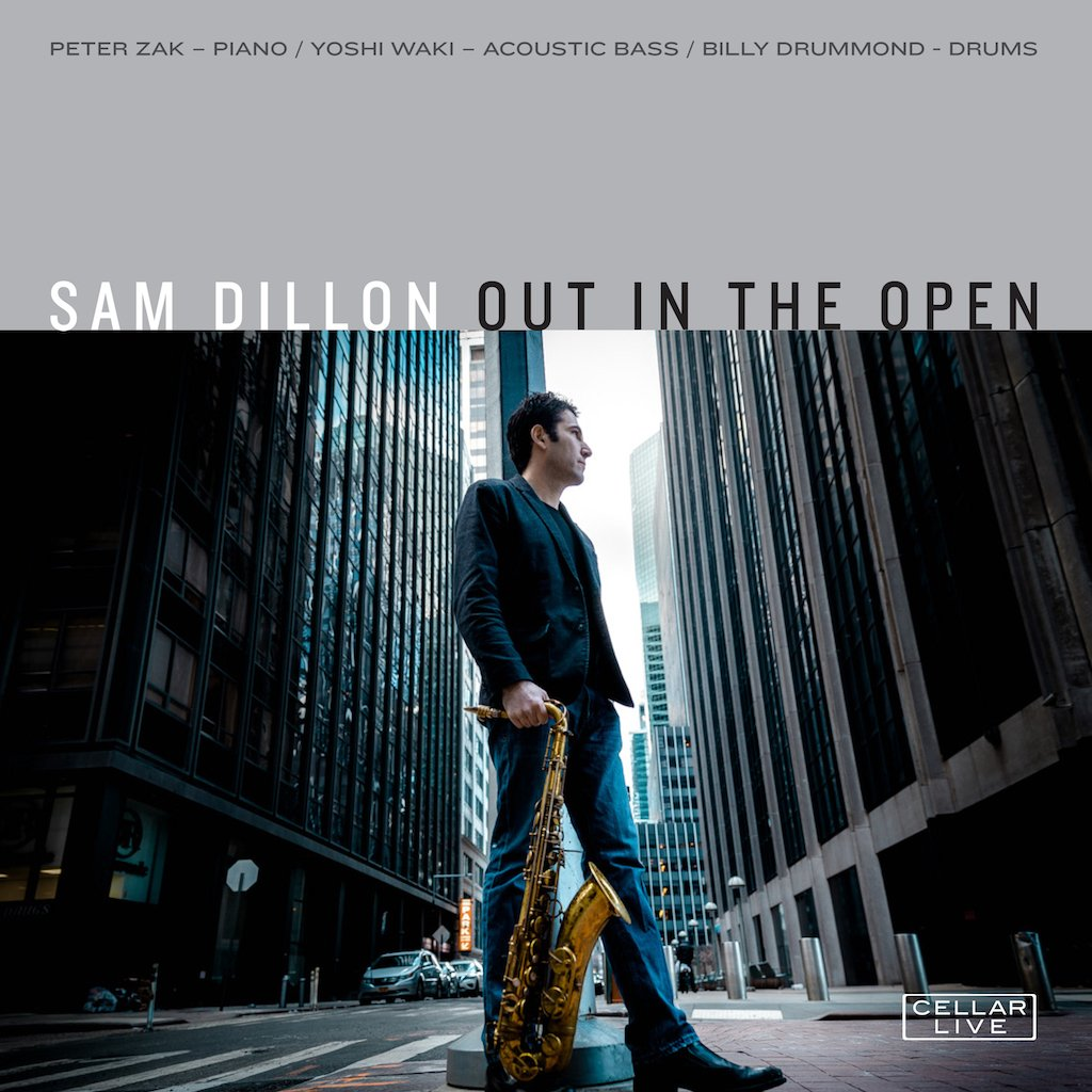 wholesale dealer c5d7a 02108 Sam Dillon - Out In The Open (CELLAR LIVE September 7, 2018)
