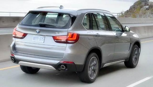 2017 BMW X5 Diesel Redesign