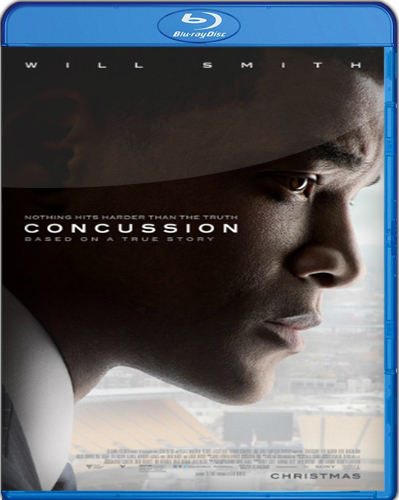 Concussion [BD50] [2015] [Latino]