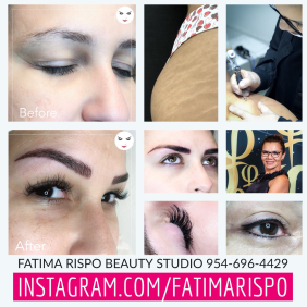 FATIMA RISPO BEAUTY STUDIO