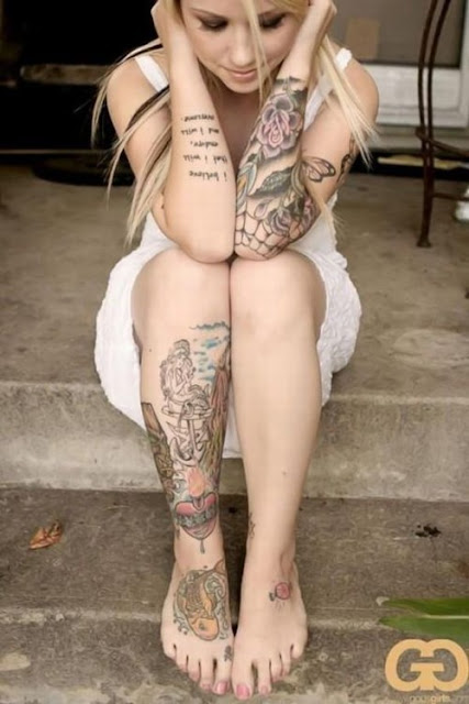celebrities  Tattoo Photo, Hot girls Tattoo Pic