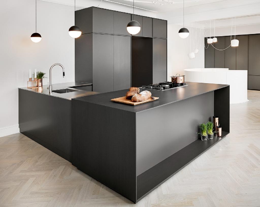 Cocinas sin azulejos cheap puedes pintar los muebles y - Cambiar suelo cocina sin quitar muebles ...