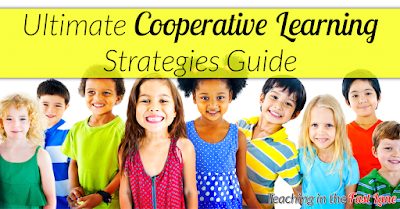 Everything you need to know to get started with cooperative learning strategies!
