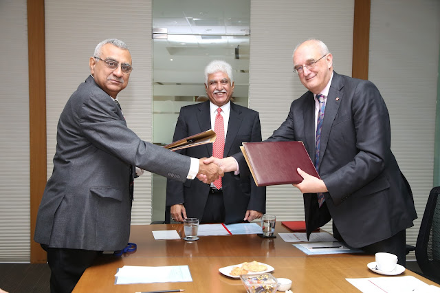 University of Cambridge signs MoU with Bharti Foundation to promote crop research and productivity improvement
