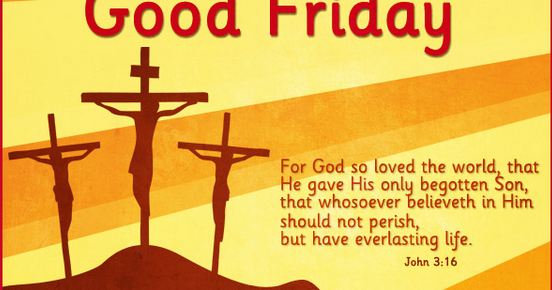 Good Friday Quotes From The Bible: Tracing Rainbows: Good Friday 2016