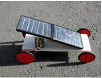Model Solar Car