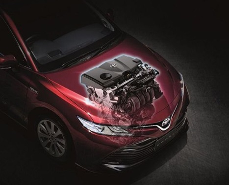 Engine Review Toyota Camry