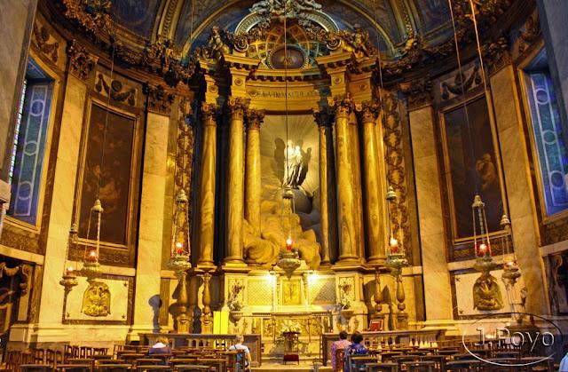 Iglesia de Saint Sulpice, Paris