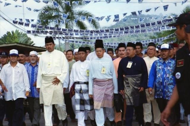 PRU 11 : 2004 : Kemenangan Besar Barisan Nasional