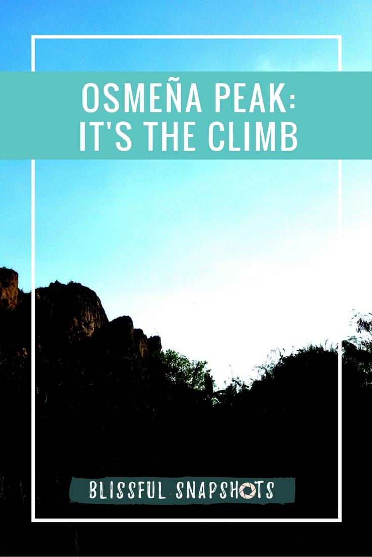 Osmeña Peak, Dalaguete, Cebu