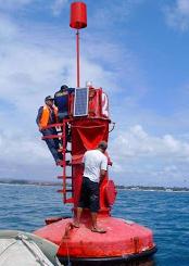dalam Dunia Pelayaran untuk mengendalikan atau menggerakan kapal di perairan juga ada atu Kabar Terbaru- SISTEM PELAMPUNG UNTUK ALUR PELAYARAN