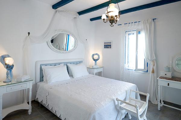 Interiores blancos ideas para decorar dise ar y mejorar for Case di mare interni