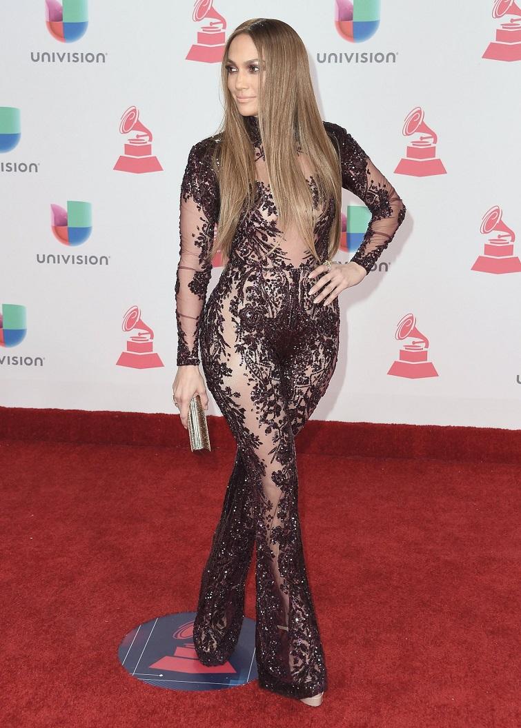 Jennifer Lopez – 17th Annual Latin Grammy Awards in Las Vegas