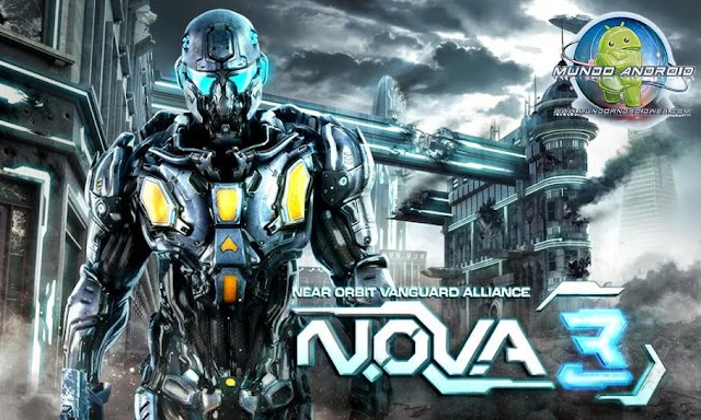 N.O.V.A 3 - Near Orbit Vanguard
