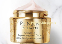 Logo Diventa Ambassador Estèe Lauder crema viso Re-Nutriv