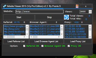 Website Viewer 2015 (Vip Pro Edition) v2.3 Crack Download Free