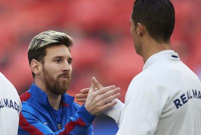 Messi: Ronaldo Pemain yang Fenomenal