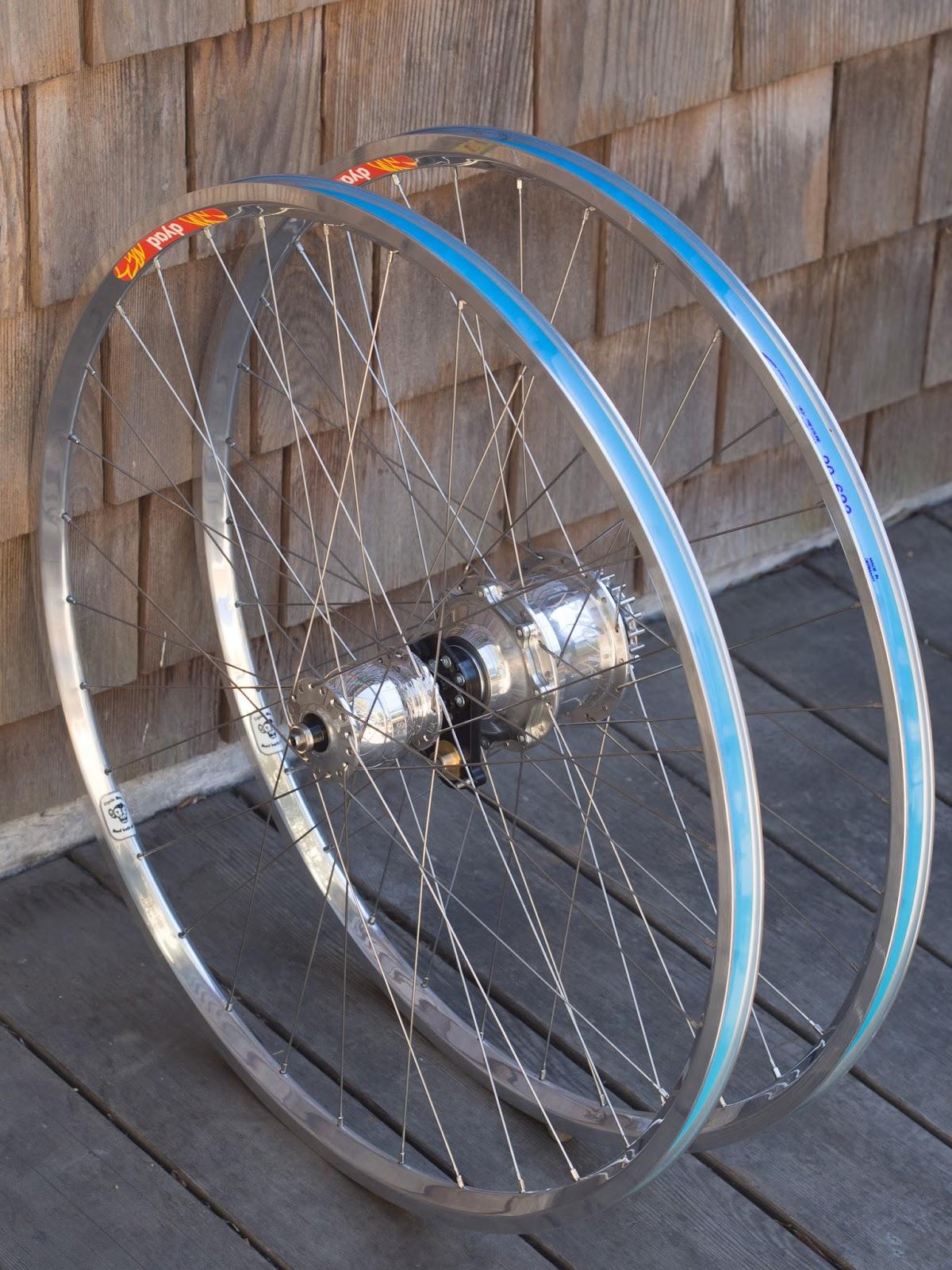 Cycle Monkey Wheel House Commuting Rohloff Speedhub And
