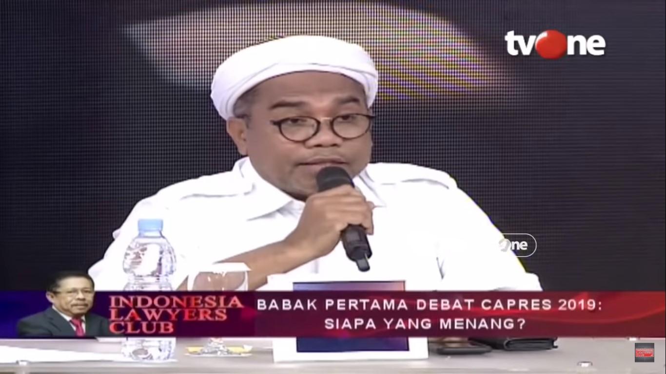 Ngabalin Puji Megawati dan Jokowi Terkait Kasus Ustadz Ba'asyir, Ini Katanya