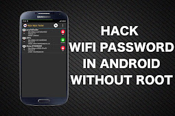 How To Hack Wifi Password In Android