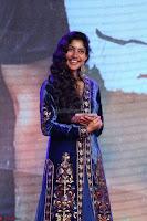 Beautiful Cute Sai Pallavi in dark Blue dress at Fidaa music launch  Exclusive Celebrities galleries 031.JPG
