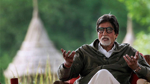 Top 10 Photos of Amitabh Bachchan- Latest Pics