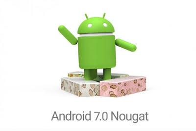 andriod 7.0 Nougat