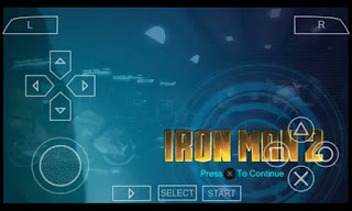 Download Game Iron Man 2 Ppsspp Highly Compressed For Android