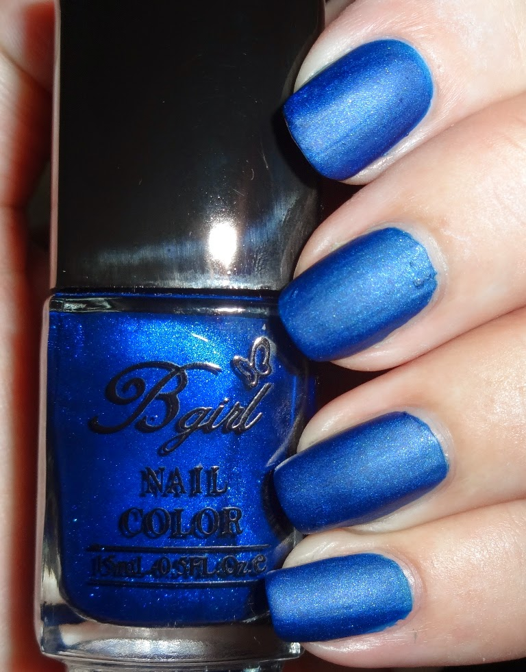 Wendy's Delights: Born Pretty Store Frosted Matte Nail ...