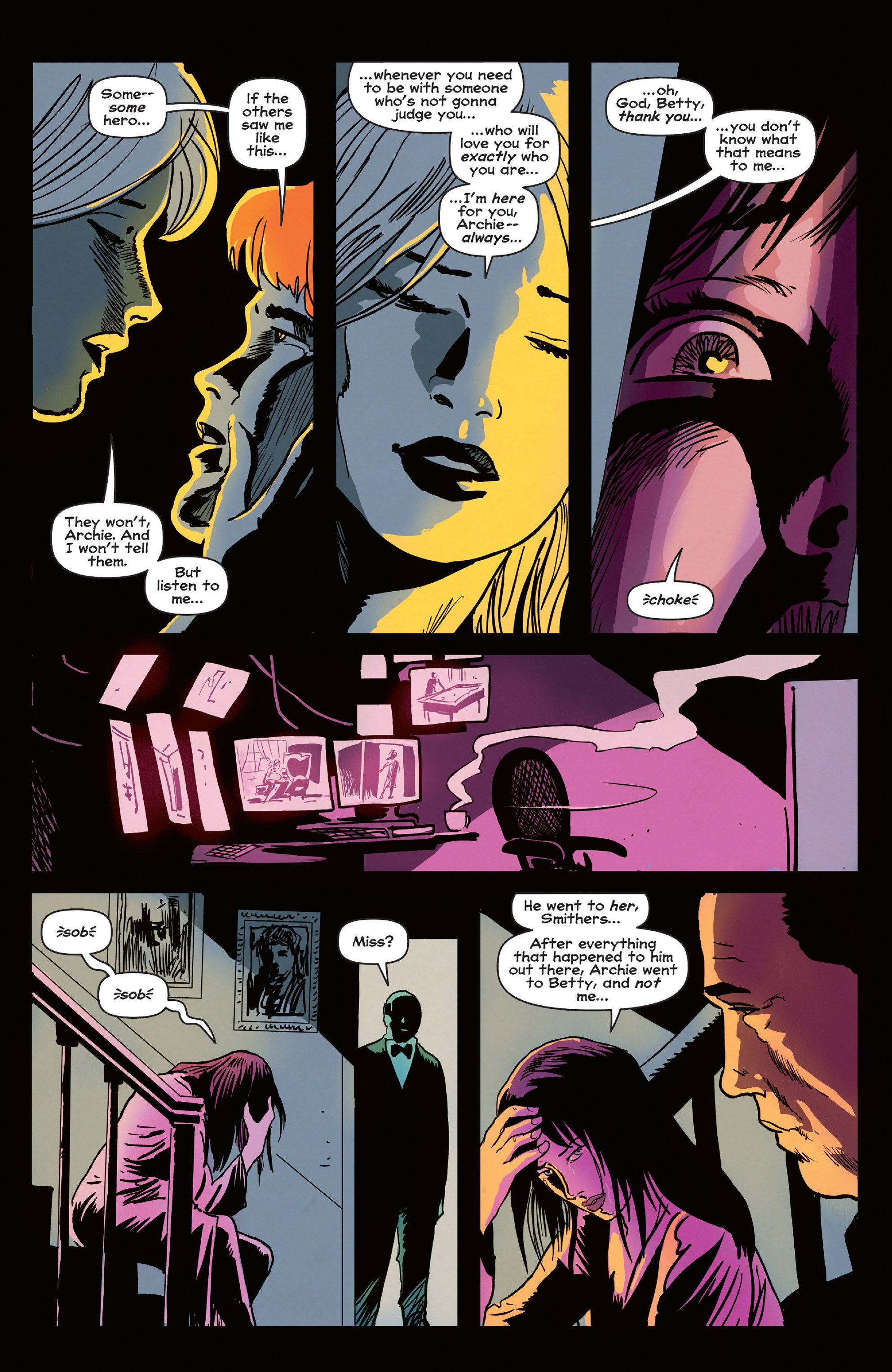 Read online Afterlife with Archie comic -  Issue #5 - 14
