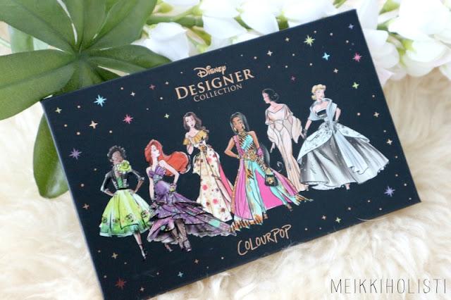 ColourPop Disney kokoelma
