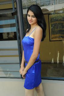 New Actress Simran dazzling Pos 007