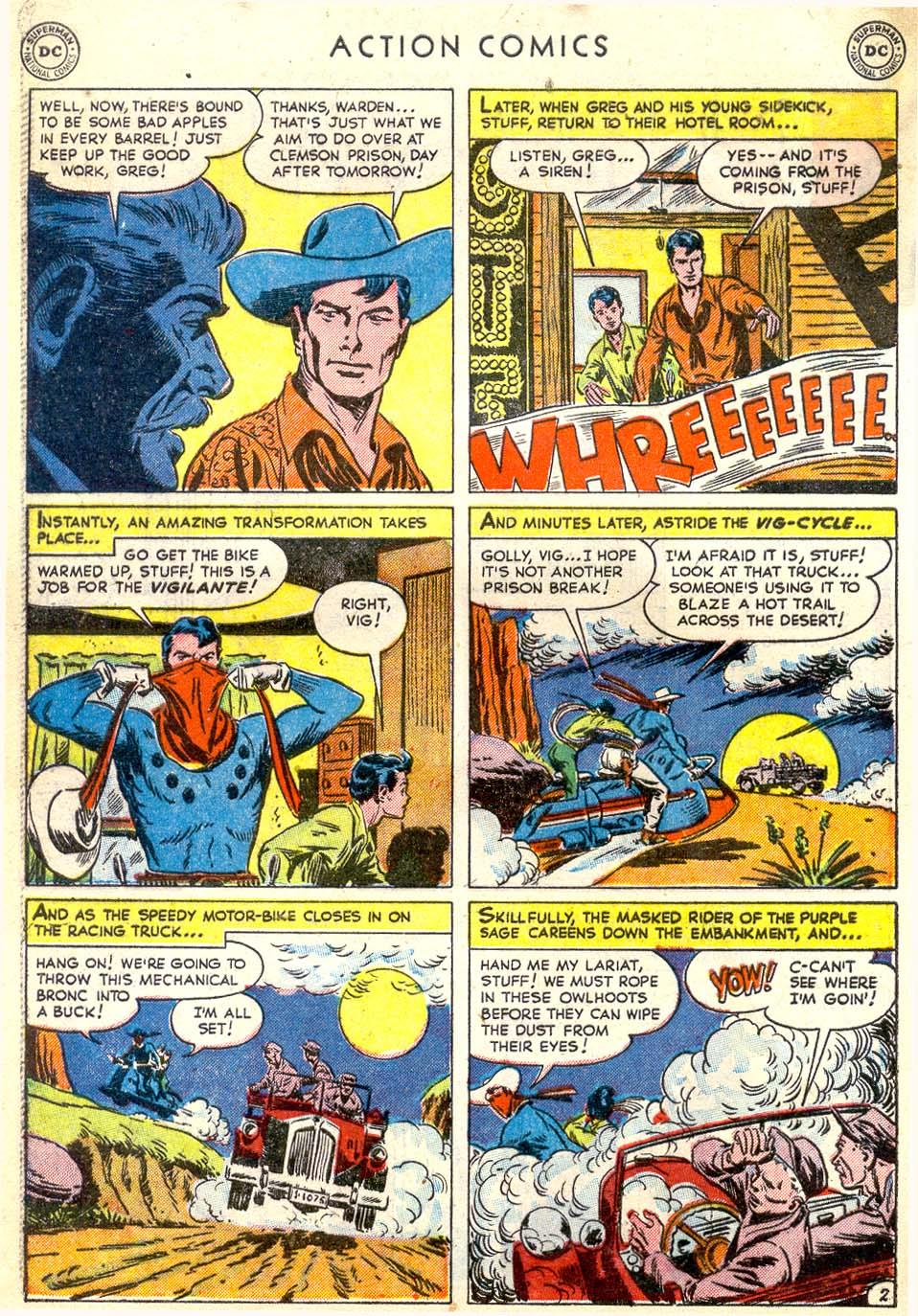 Action Comics (1938) 164 Page 33