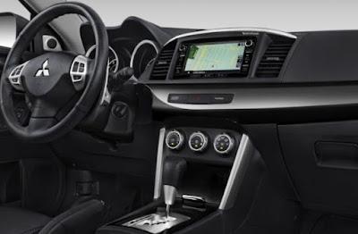 2017 Mitsubishi Lancer Evolution Review UK