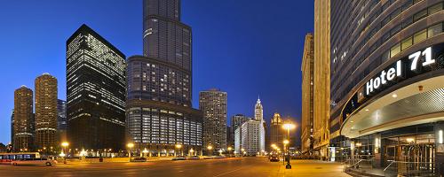 Hotel 71, Chicago (EEUU)