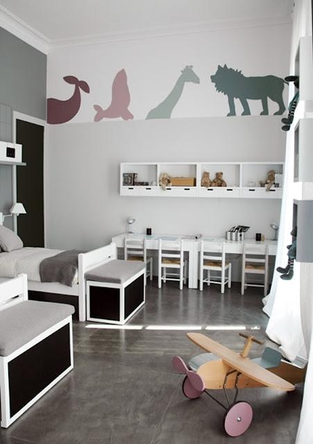 Unisex Children's Bedroom Ideas 9