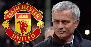 Jose 'Mou' Mourinho For MU