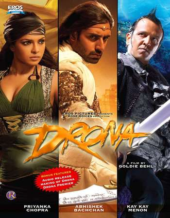 Drona 2008 Full Hindi Movie HDRip Free Download